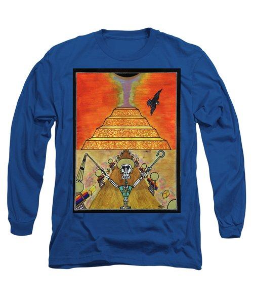Saqqara Under Cooonstructiooon Long Sleeve T-Shirt