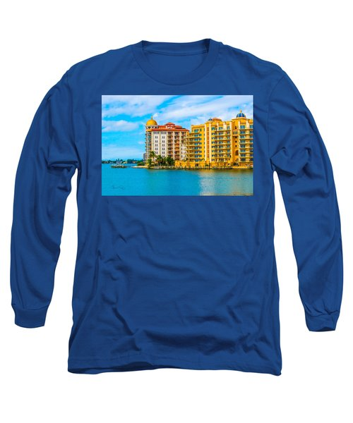 Sarasota Architecture Long Sleeve T-Shirt