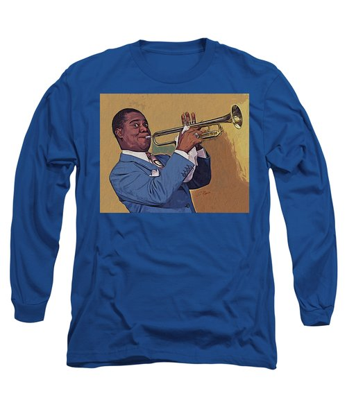 Satchmo Long Sleeve T-Shirt