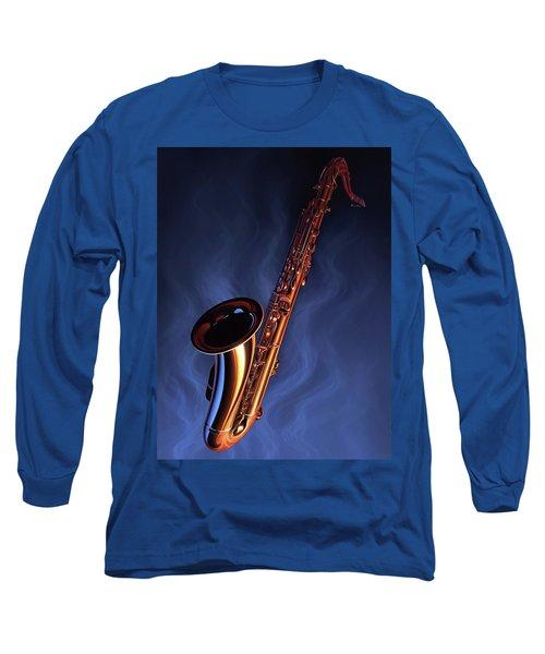 Sax Appeal Long Sleeve T-Shirt