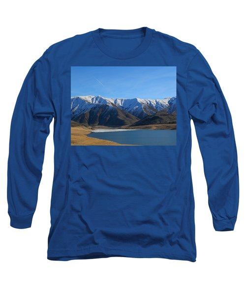 Scenic Idaho Long Sleeve T-Shirt