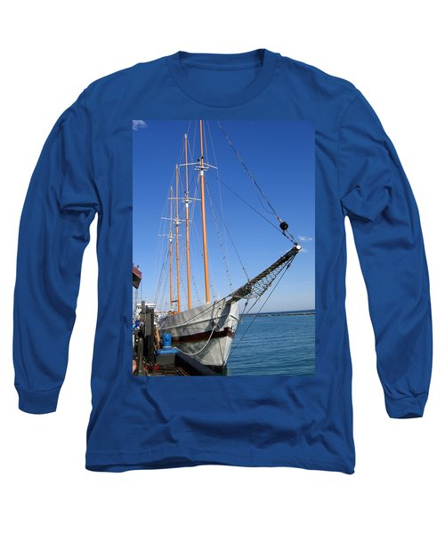 Schooner Long Sleeve T-Shirt