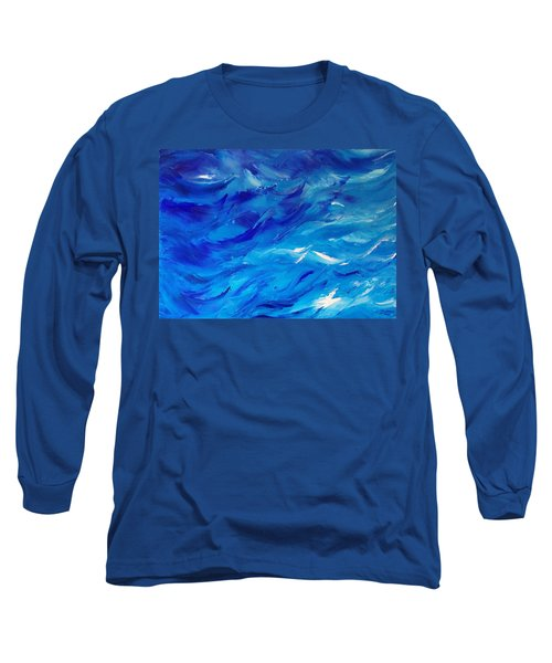 Sea I Long Sleeve T-Shirt