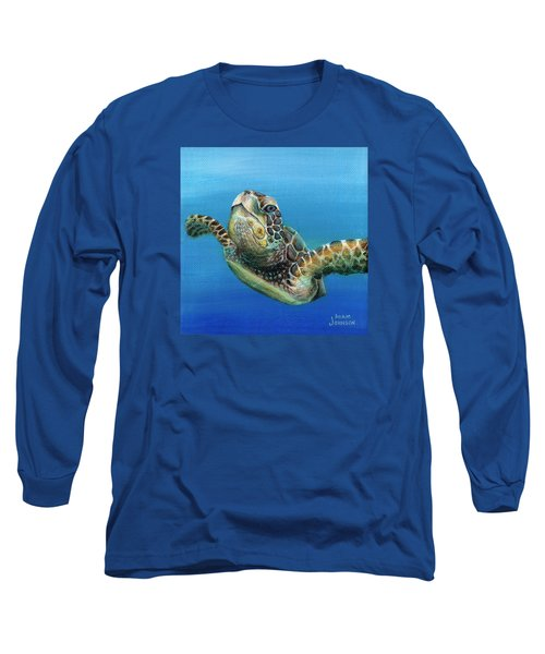 Sea Turtle 3 Of 3 Long Sleeve T-Shirt