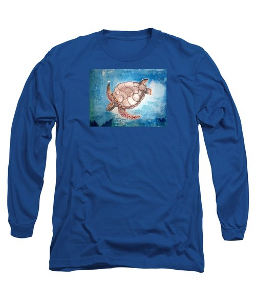 Sea Turtle Long Sleeve T-Shirt