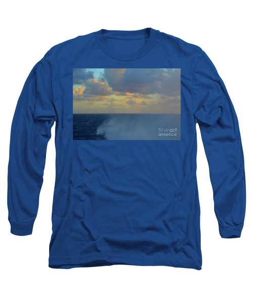 Seas The Day Long Sleeve T-Shirt