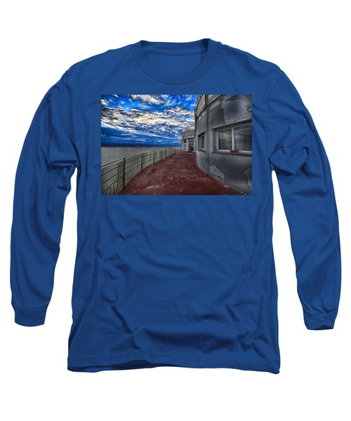 Seascape Atmosphere - Atmosfera Di Mare Long Sleeve T-Shirt