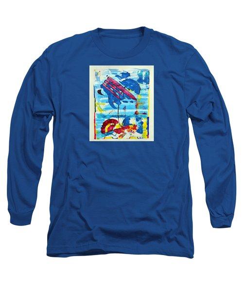 Seashore Holiday Long Sleeve T-Shirt