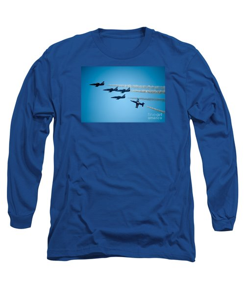 Seasoned Pilots Perform Long Sleeve T-Shirt