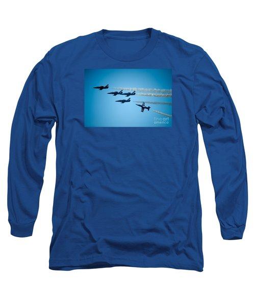 Seasoned Pilots Perform Long Sleeve T-Shirt