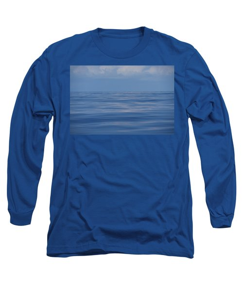 Serene Pacific Long Sleeve T-Shirt