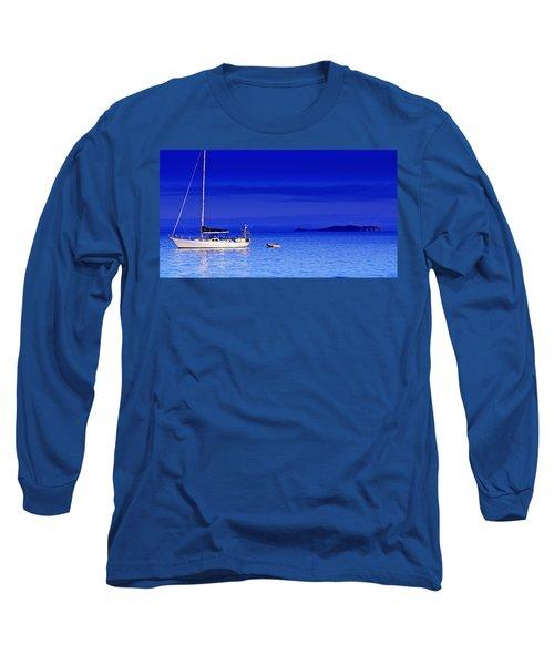 Serene Seas Long Sleeve T-Shirt