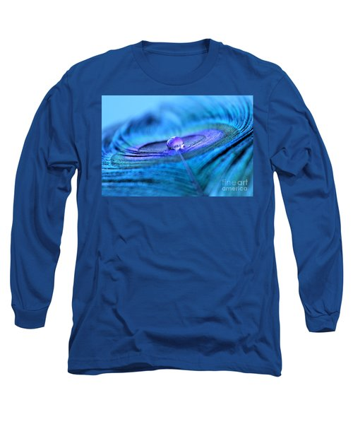 Serenity Begins Long Sleeve T-Shirt
