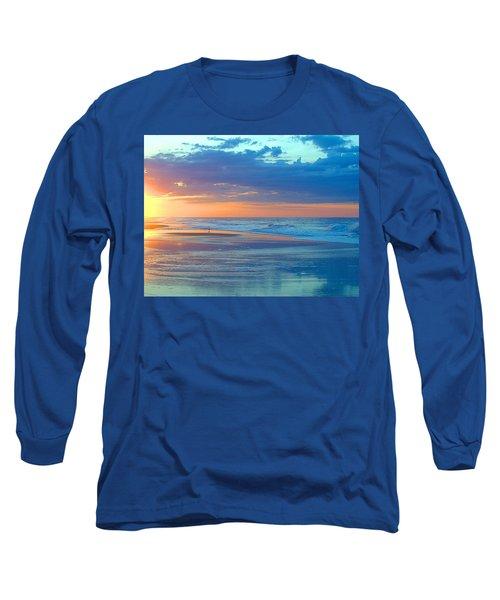 Serenity Long Sleeve T-Shirt by  Newwwman