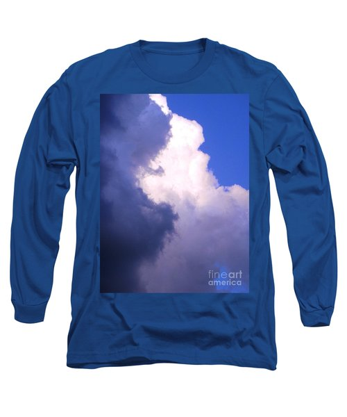 Long Sleeve T-Shirt featuring the photograph Shadow Work by Melissa Stoudt