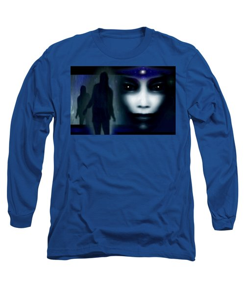 Shadows Of Fear Long Sleeve T-Shirt
