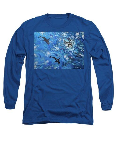 Sharks#3 Long Sleeve T-Shirt