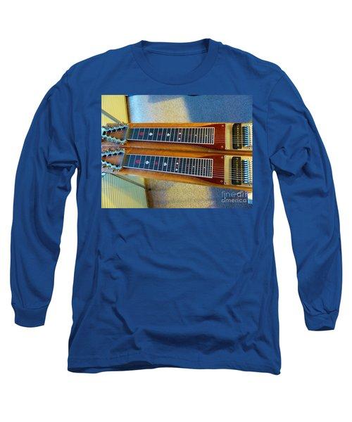Sho-bud Pedal Steel Long Sleeve T-Shirt