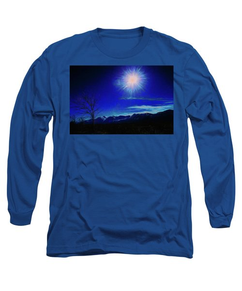 Sierra Night Long Sleeve T-Shirt