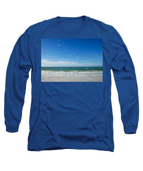 Siesta Key Long Sleeve T-Shirt
