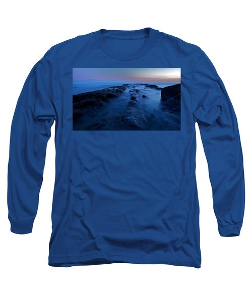 Long Sleeve T-Shirt featuring the photograph Silence by Evgeny Vasenev