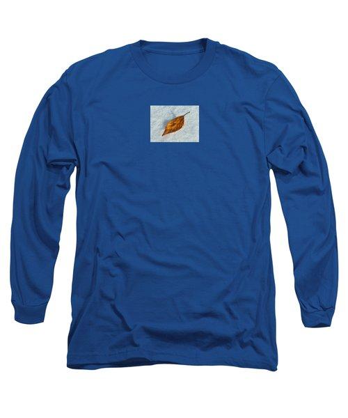 Simple Long Sleeve T-Shirt by Janice Westerberg
