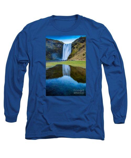 Skogafoss 2 Long Sleeve T-Shirt