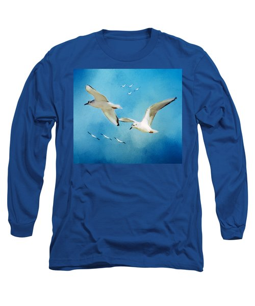 Sky High Flight Long Sleeve T-Shirt