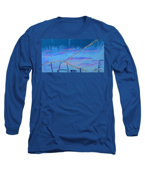 Sky Lights Long Sleeve T-Shirt