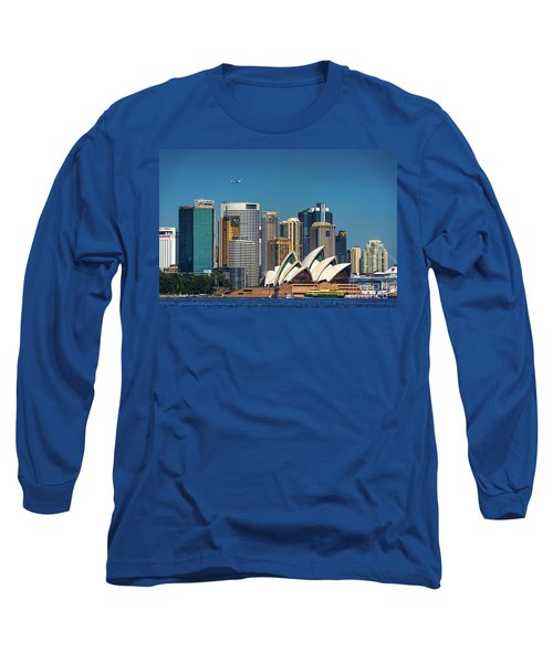 Skyline Oz Long Sleeve T-Shirt