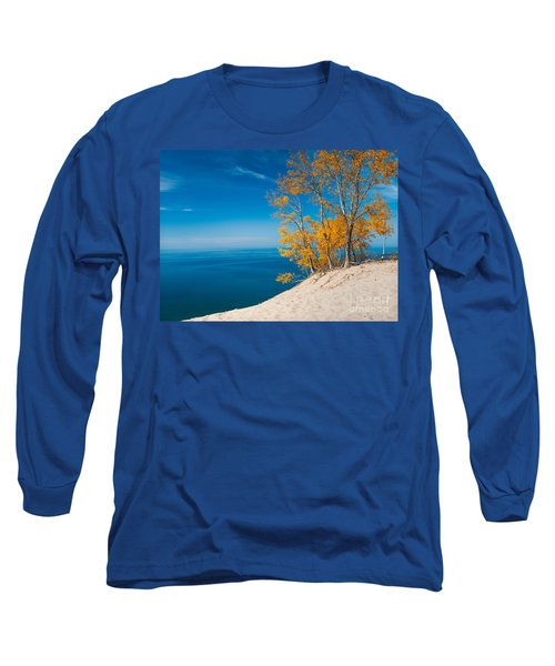 Sleeping Bear Dunes Vista 002 Long Sleeve T-Shirt