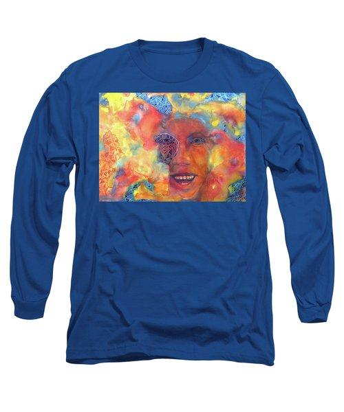 Smiling Muse No. 2 Long Sleeve T-Shirt