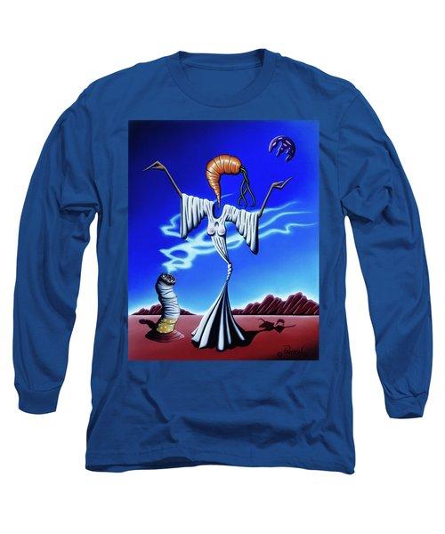 Smoke Dance Long Sleeve T-Shirt