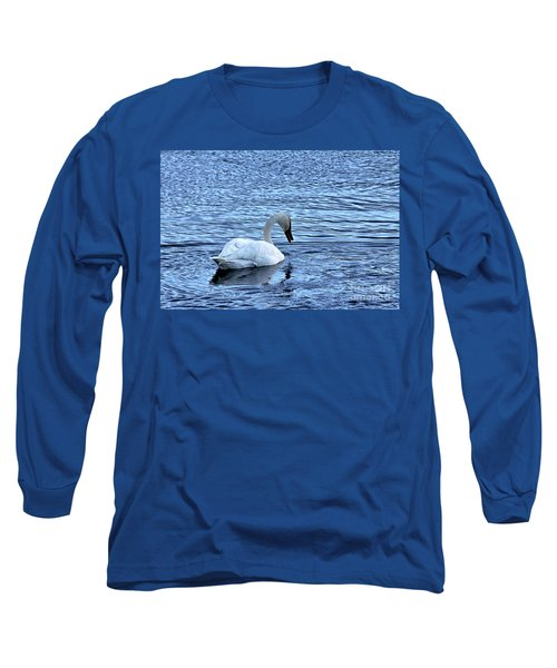 Snow Goose Long Sleeve T-Shirt