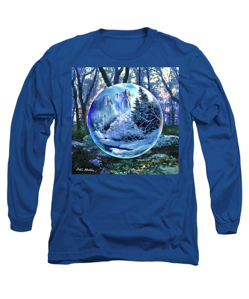 Snowglobular Long Sleeve T-Shirt