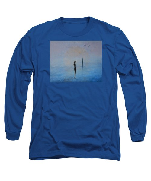 So Close Long Sleeve T-Shirt by Jane See