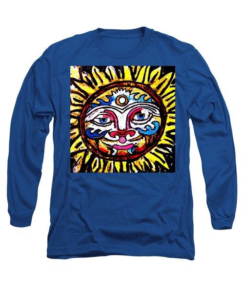 Sol Horizon Band Long Sleeve T-Shirt