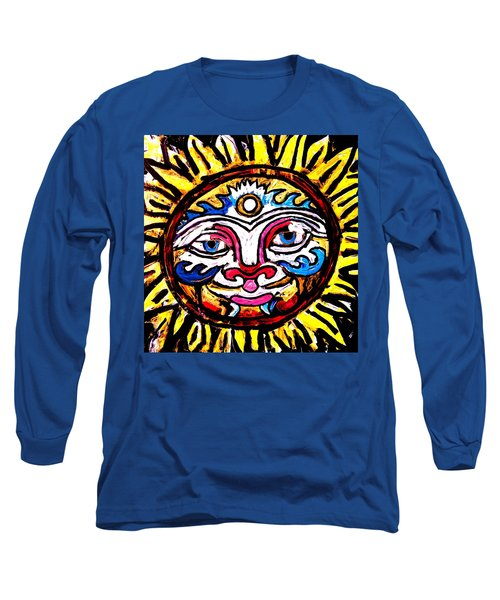 Sol Horizon Band Long Sleeve T-Shirt