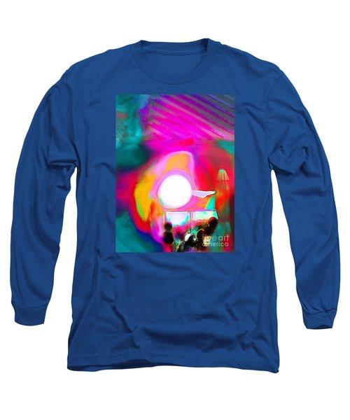 Sol Voyers Long Sleeve T-Shirt by Expressionistart studio Priscilla Batzell