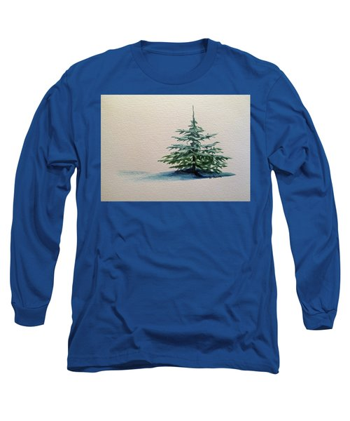 Solitude Long Sleeve T-Shirt by Wendy Shoults