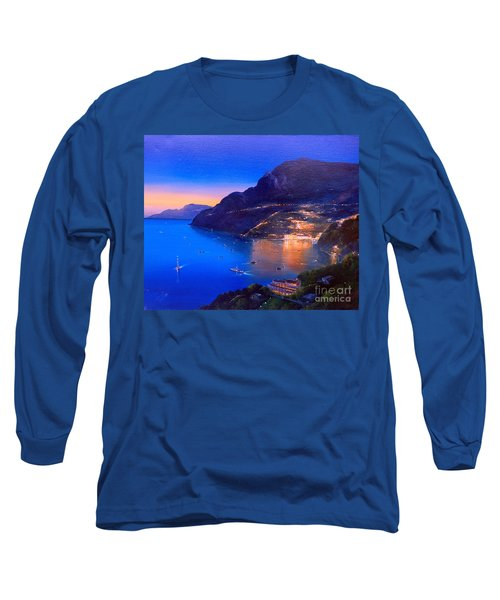 La Dolce Vita A Sorrento Long Sleeve T-Shirt