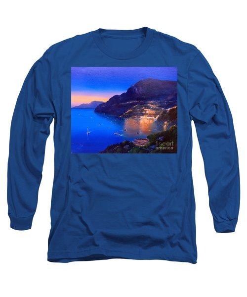 La Dolce Vita A Sorrento Long Sleeve T-Shirt