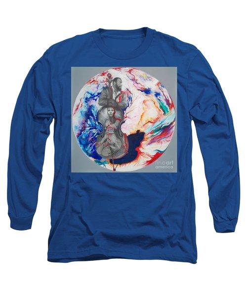 Blaa Kattproduksjoner             Soul Seduction Long Sleeve T-Shirt