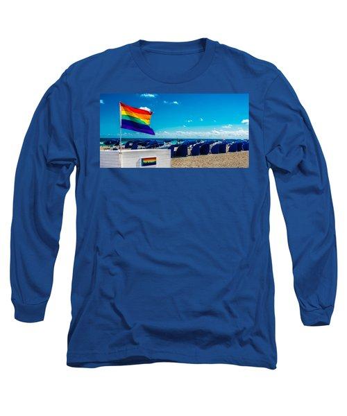 South Beach Pride Long Sleeve T-Shirt
