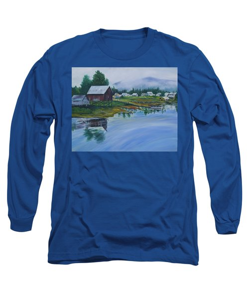 Southeast Alaska Long Sleeve T-Shirt