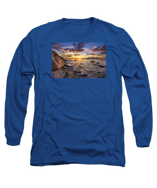 Southold Sunset Long Sleeve T-Shirt