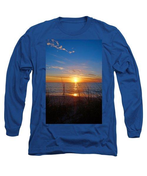 Southwest Florida Sunset Long Sleeve T-Shirt