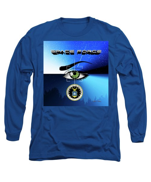 Space Force Long Sleeve T-Shirt