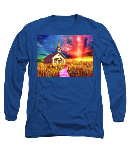 Spiritual Event Long Sleeve T-Shirt