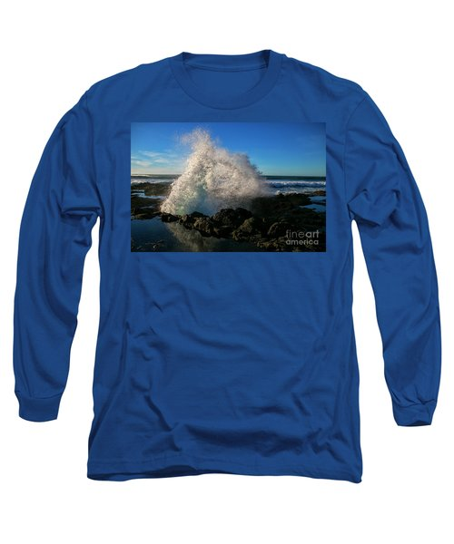 Splashing The Coast Long Sleeve T-Shirt